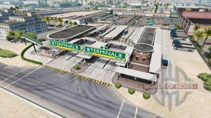 Les stations de Bus pour American Truck Simulator