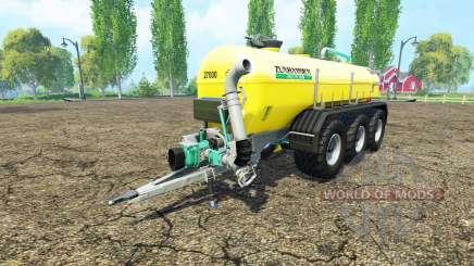Zunhammer SK 27000 TR v2.0 pour Farming Simulator 2015