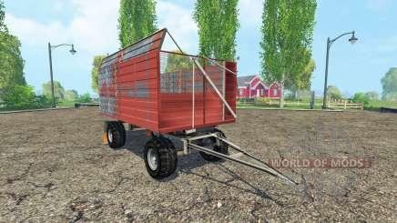 Conow HW 80 v1.0 für Farming Simulator 2015