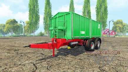 Kroger TKD 302 pour Farming Simulator 2015