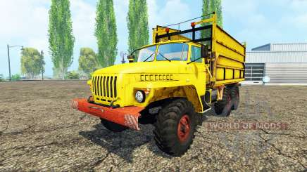 Oural 5557 pour Farming Simulator 2015