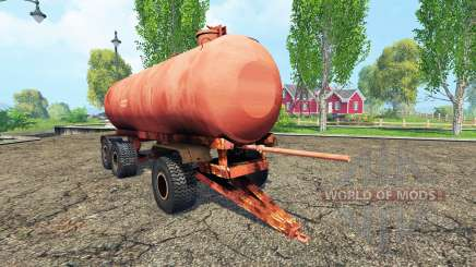 MZHT 16 v2.0 pour Farming Simulator 2015