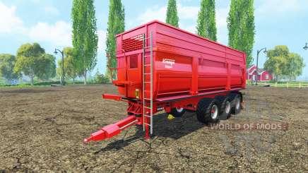 Krampe BBS 900 v2.0 pour Farming Simulator 2015
