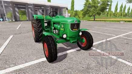 Deutz D80 v1.4 für Farming Simulator 2017