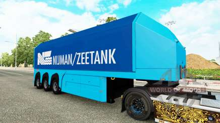Une collection de peaux de semi-Steklova pour Euro Truck Simulator 2