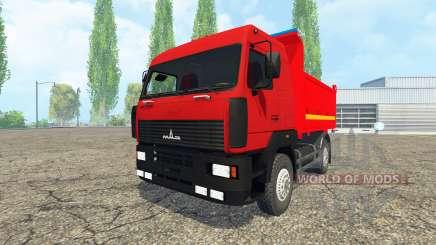 MAZ-555035 für Farming Simulator 2015
