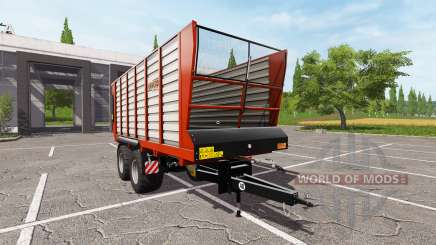 Kaweco Radium 45 orange pour Farming Simulator 2017