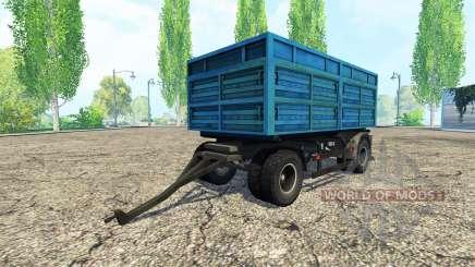НЕФАЗ-8560 pour Farming Simulator 2015
