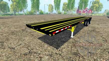 Caterpillar Trailer pour Farming Simulator 2015