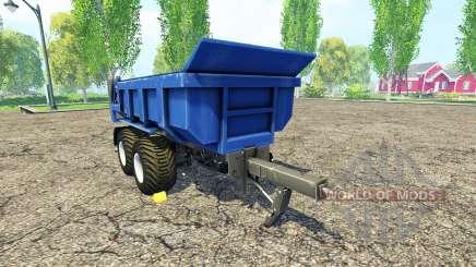 Hilken HI 2250 SMK blue pour Farming Simulator 2015