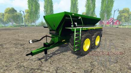 John Deere DN345 fix pour Farming Simulator 2015