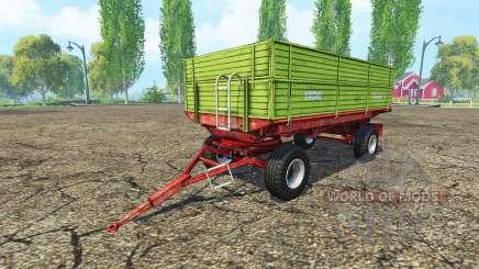 Krone Emsland v1.6.5 für Farming Simulator 2015