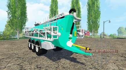 Samson PG 25 pour Farming Simulator 2015