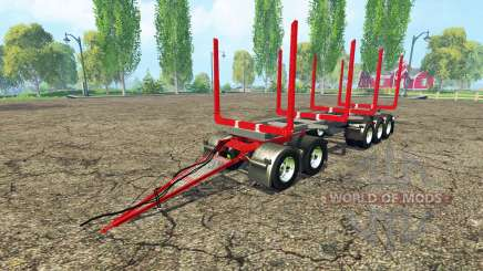 Trailer kurz für Farming Simulator 2015
