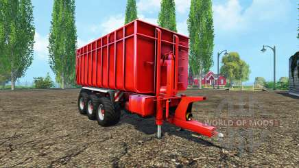 Kroger HKL v2.0 pour Farming Simulator 2015
