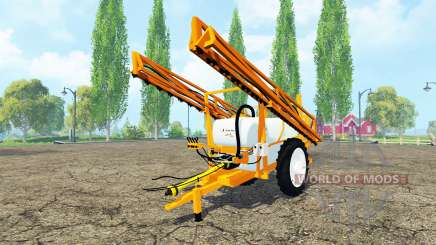 Jacto Columbia Cross v2.2 pour Farming Simulator 2015