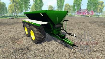 John Deere DN345 pour Farming Simulator 2015
