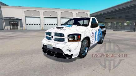 Dodge Ram SRT-10 pour American Truck Simulator