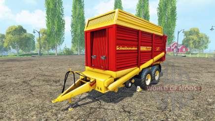 Schuitemaker Rapide 125 v1.1 pour Farming Simulator 2015