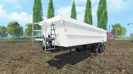 Schmitz Cargobull SKI 24 v0.8 pour Farming Simulator 2015
