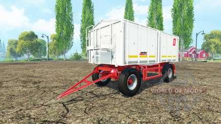 Kroger HKD 302 multifruit für Farming Simulator 2015