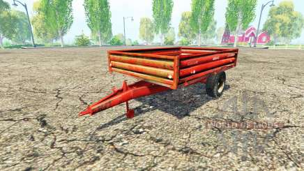 Agromet T103 für Farming Simulator 2015