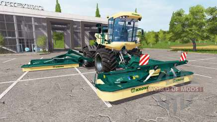 Krone BiG M 500 v3.0 pour Farming Simulator 2017