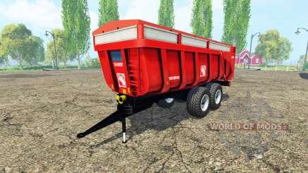 Gilibert 1810 Pro pour Farming Simulator 2015