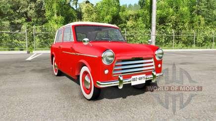 Satsuma 210 1958 pour BeamNG Drive