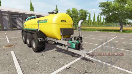 Zunhammer SKE 30 PUD für Farming Simulator 2017