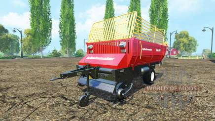 Schuitemaker Forage 2500 pour Farming Simulator 2015