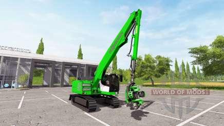 Sennebogen 718 crawler für Farming Simulator 2017