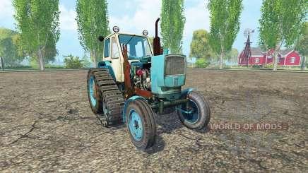 UMZ 6L half-track für Farming Simulator 2015