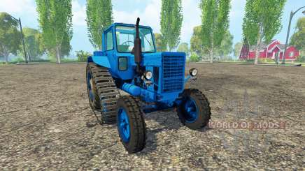 MTZ 80L half-track pour Farming Simulator 2015
