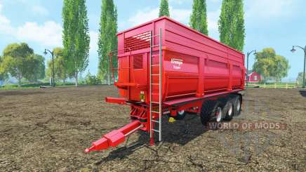 Krampe BBS 900 v1.1 pour Farming Simulator 2015
