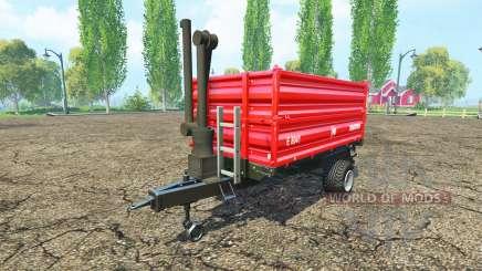 BRANTNER E 8041 v2.1 pour Farming Simulator 2015