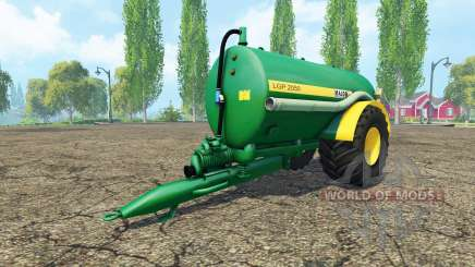 Major LGP 2050 v2.0 pour Farming Simulator 2015
