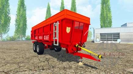 La Campagne BBC 18 für Farming Simulator 2015