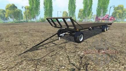 Fliegl DPW 180 v2.0 für Farming Simulator 2015