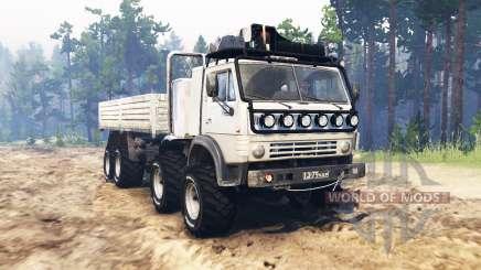 KamAZ 6350 pour Spin Tires