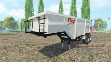 Fliegl XST 34 pour Farming Simulator 2015