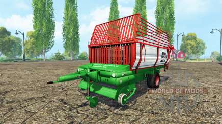Steyr Hamster 8023 KS pour Farming Simulator 2015