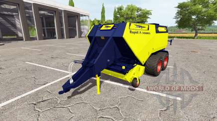 Sky Rapide A 3600S für Farming Simulator 2017