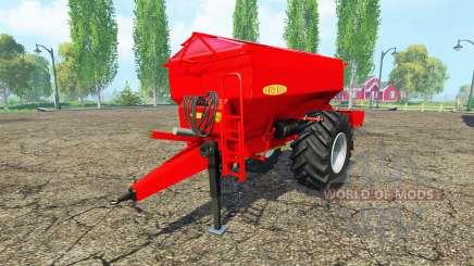 Bredal K105 pour Farming Simulator 2015