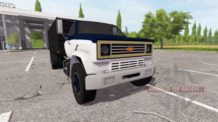 Chevrolet C70 v1.1 für Farming Simulator 2017
