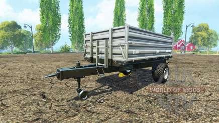 BRANTNER E 8041 manure v3.0 für Farming Simulator 2015
