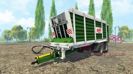 Briri Silotrans 38 für Farming Simulator 2015