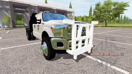 Ford F-550 2013 v2.0 für Farming Simulator 2017