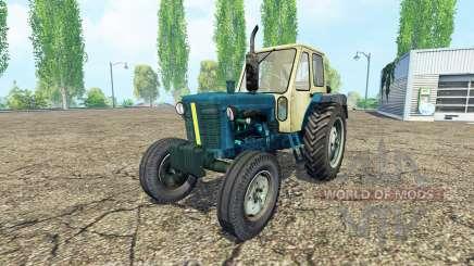 YUMZ 6 pour Farming Simulator 2015