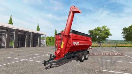 METALTECH PP 20 für Farming Simulator 2017